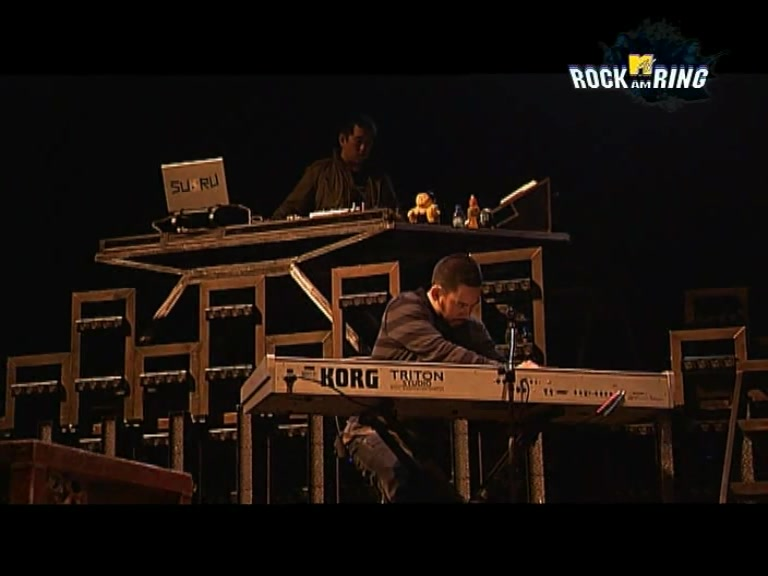 Linkin Park 2007-06-01 Rock am Ring, Nurburgring, Germany (MTV Austria)