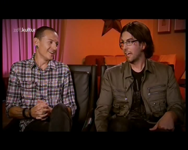 Linkin Park 2012-11-05 Number One! Linkin Park (zdf.kultur)