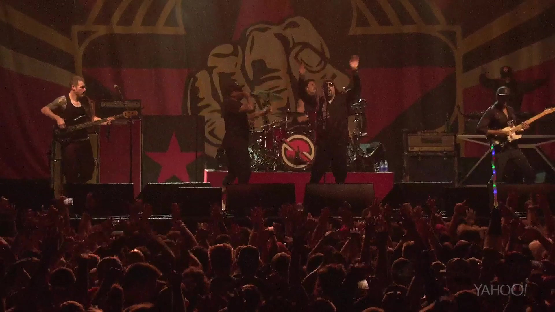 Prophets of Rage 2017-10-27 Voodoo Music Experience 2017, City Park, New Orleans, LA, USA (Webcast HD 1080)