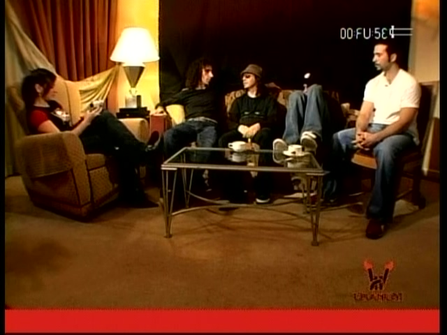 System of a Down 2005-00-00 Uranium Interview